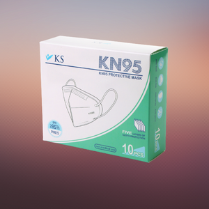 KN95 boxes