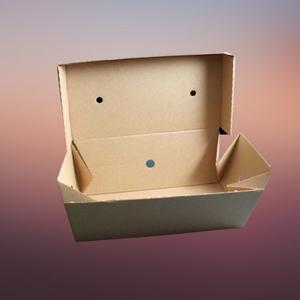 double burger box