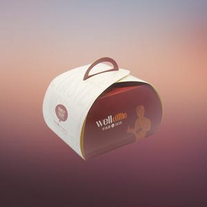 mini burger bag
