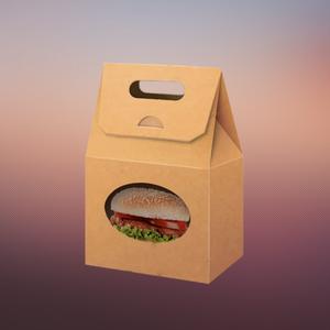 window burger bag