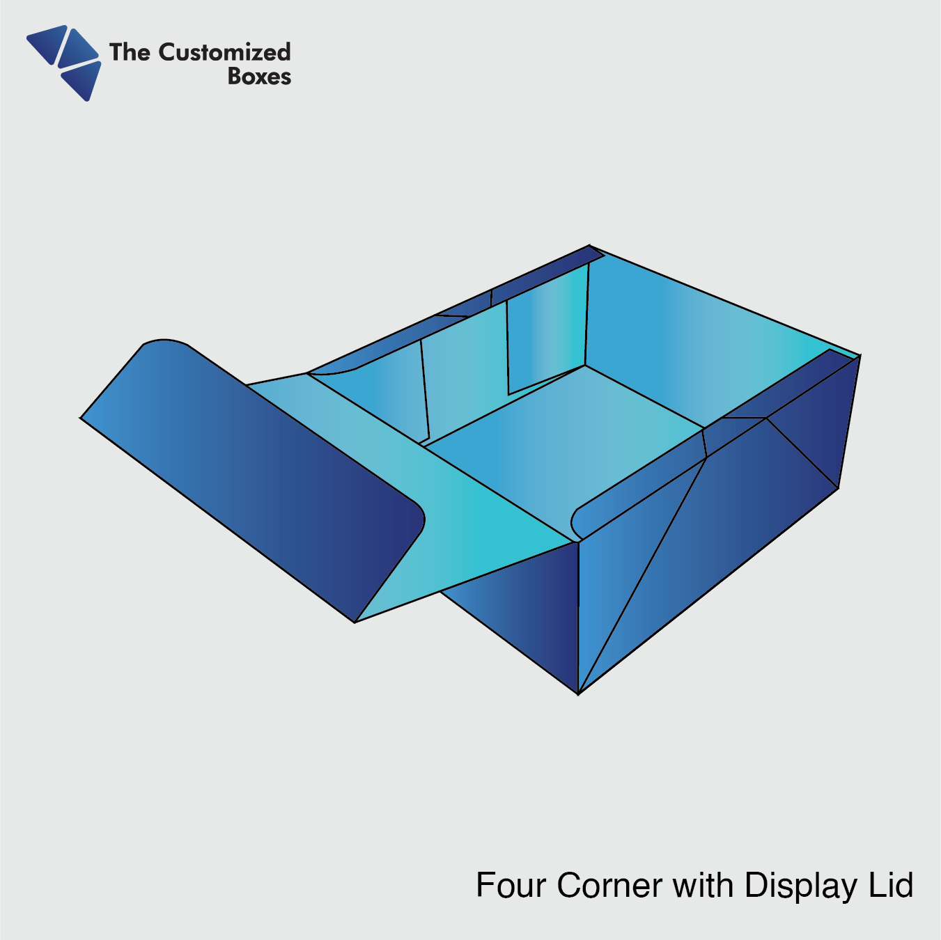 Four Corner with Display Lid (3)