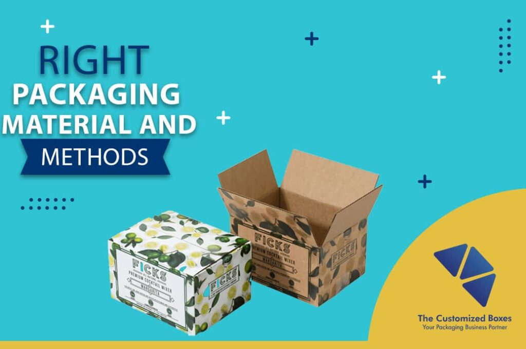 Right Packaging Material and Methods