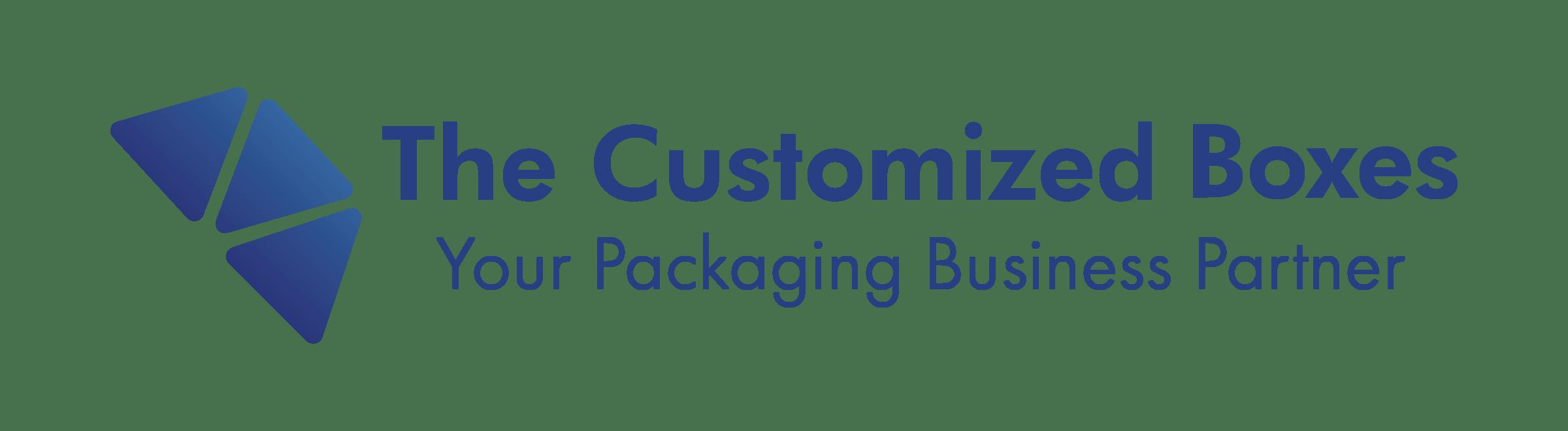 The Customized Boxes Logo