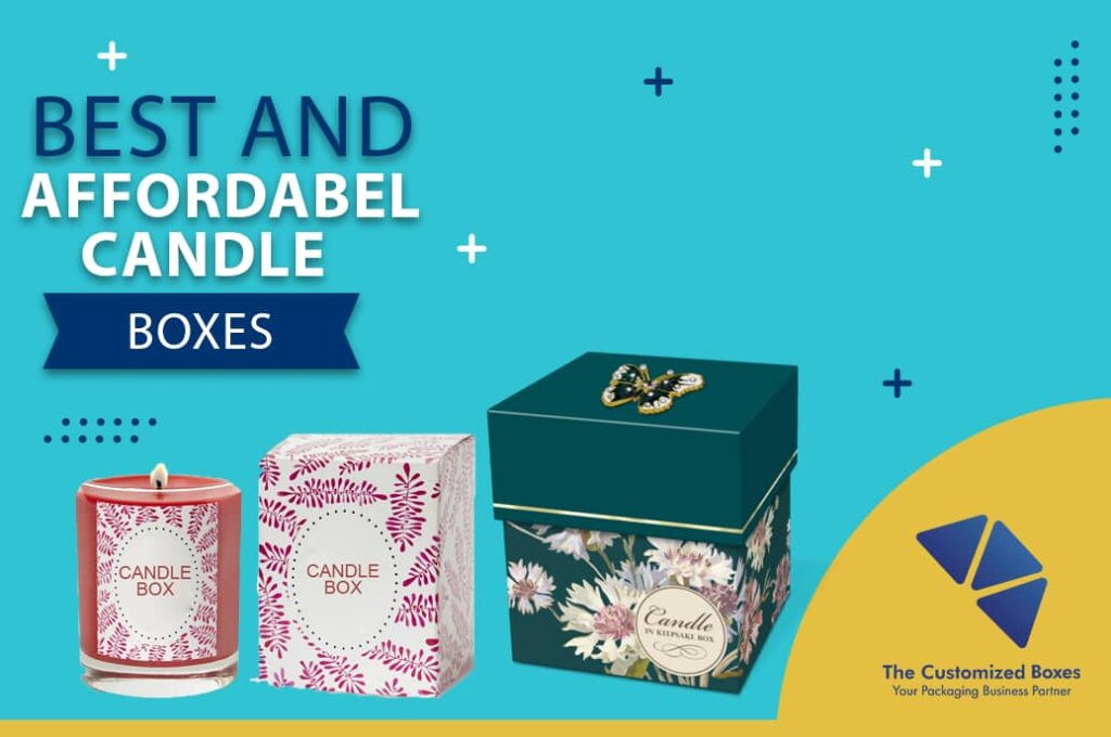 Best and Affordable Candle Boxes